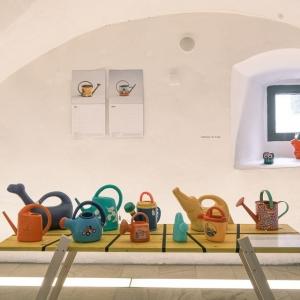 Zu Besuch im Giesskannenmuseum in Giessen