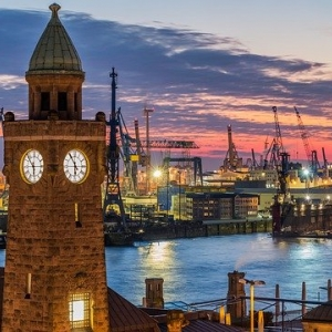 Hamburger Hafen (c) pixabay