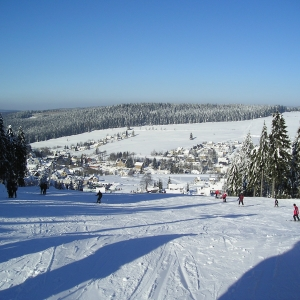 Ski-Fun-Park in Carlsfeld