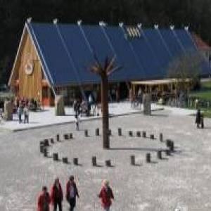 Außenanlage (c) HöhlenErlebnisWelt Giengen-Hürben