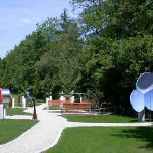 Rundweg im Hörgarten Oldenburg
