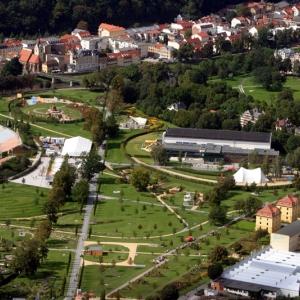 Hofwiesenpark in Gera