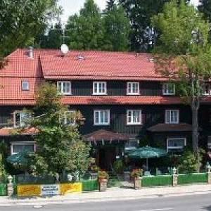 Hotel Grüne Tanne in Mandelholz