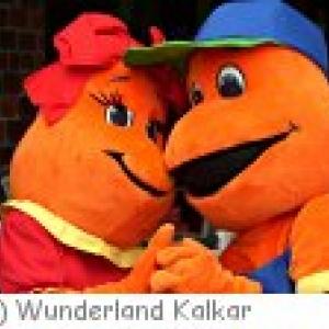 Kindergeburtstag in Kernies Familienpark