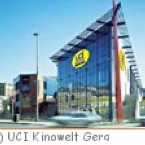 UCI Kinowelt in Gera