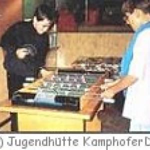 Jugendhütte Kamphofer Damm
