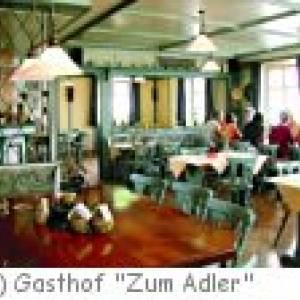 """Oberstadion Gasthof """"Zum Adler"""""""