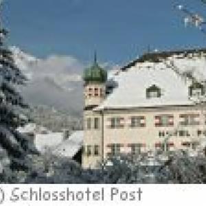 Schlosshotel Post in Imst