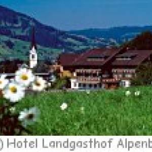 Hotel Landgasthof Alpenblick in Lingenau