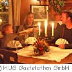 Freiburg Zähringer Burg Waldrestaurant
