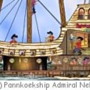 Das Pannekoekship Admiral Nelson