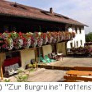 "Pottenstein ""Zur Burgruine"" Gasthof Pension"