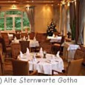 Alte Sternwarte in Gotha