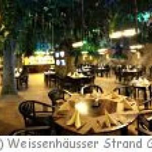 Weißenhäuser Strand Dschungel Restaurant
