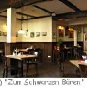 """Gaststätte """"Zum Schwarzen Bär"""" in Weimar"""
