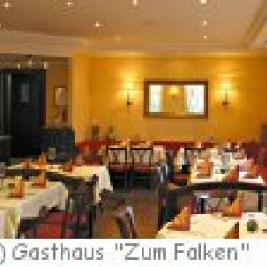 "Wiesloch-Baiertal Gasthaus ""Zum Falken"""