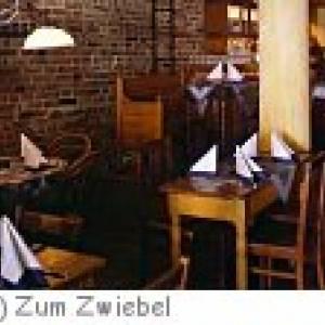 """Restaurant """"Zum Zwiebel"""" in Weimar"""