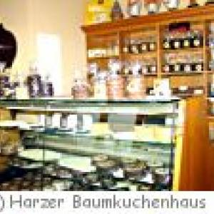 Harzer Baumkuchen-Cafe in Wernigerode