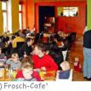 Frosch Café und Theater in Leipzig