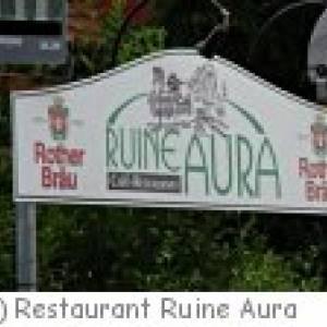 Ruine Aura Café-Restaurant