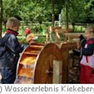 Wassererlebnispfad am Kiekeberg