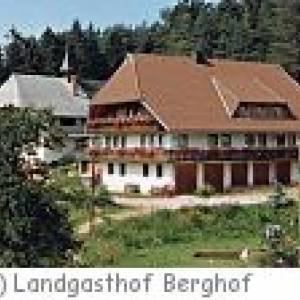 Triberg Landgasthof Berghof