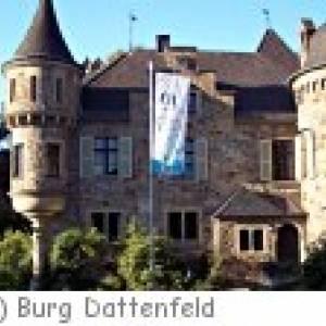 Die Burg Dattenfeld
