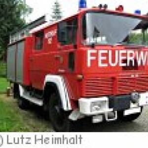 Feuerwehr-Kindergeburtstag