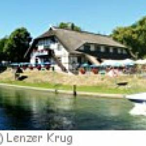 Pension & Schänke Lenzer Krug in Lenz