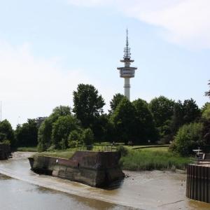 Ein Besuch auf dem Radarturm in Bremerhaven