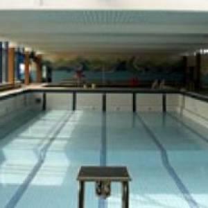 Schwimmhalle Kamenz