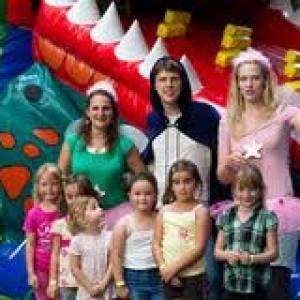 Kidsplanet im Portpark West Mönchengladbach