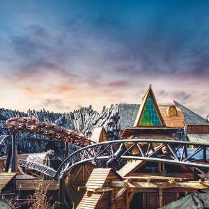 Phantasialand Brühl, Achterbahn Taron