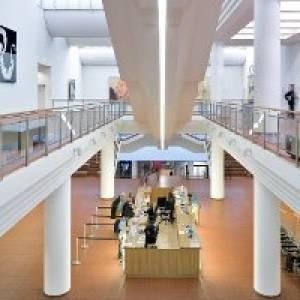 Besichtigung des Museums (c) Museum Ludwig Köln