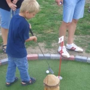 Golf im Krodoland