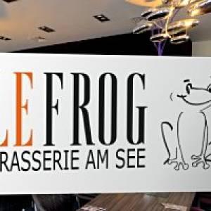 LeFrog Brasserie am See in Magdeburg