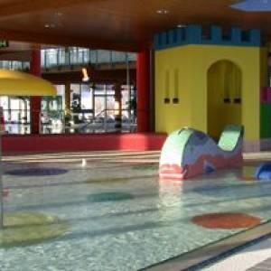 Babyschwimmen im Leine-Bad Leinefelde
