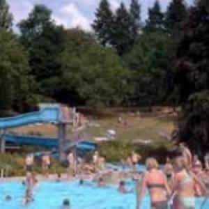 Wasserspaß im Parkbad Limburg