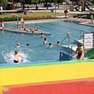 Schwimmbad Luckau, © Stadt Luckau