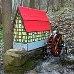 Märchenwald in Wünschendorf