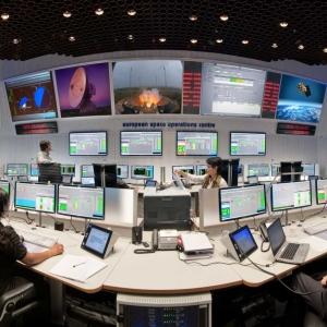 """ESOC  """"Europas Tor zum Weltraum"""" in Darmstadt"""
