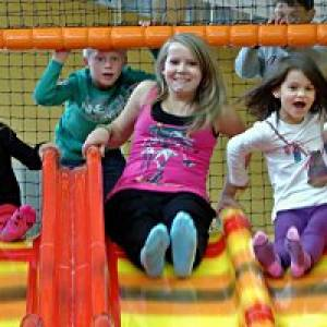 Kindergeburtstag in der Kids Arena in Marienberg (c) Kids Arena in Marienberg