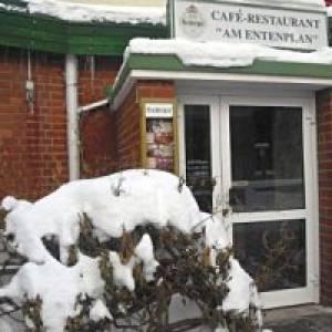 Cafe am Entenplan in Merseburg