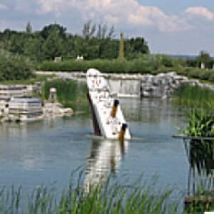 Niagarafälle im Mini-Mundus Bodensee