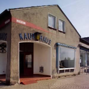 Fassade des Museum Herrenwyk
