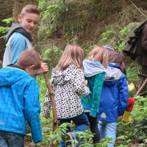 Symbolfoto: Wandern auf dem Eifelsteig im Deutsch-Belgischen Naturpark