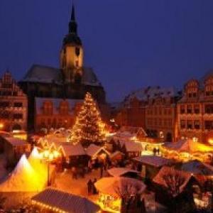 Vorweihnacht in Naumburg