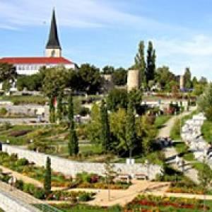 Petersberggarten Nordhausen