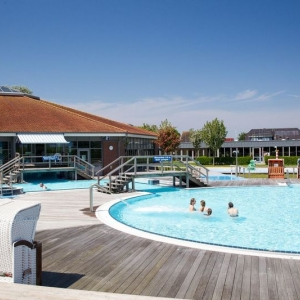 Die Friesland-Therme in Horumersiel