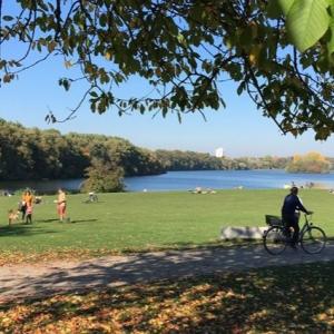 Öjendorfer Park in Hamburg
